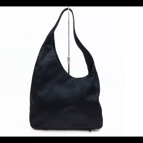 Prada Handbags - Authentic Prada Vintage Shoulder Bag Black